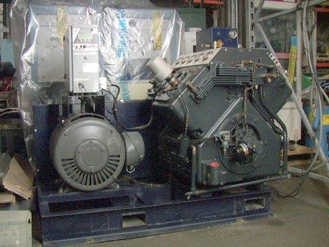 scuba scba pb breathing air compressor 4000 psi 75 cfm ebay rh ebay com Hamworthy Compressor Parts Air Compressor Cart