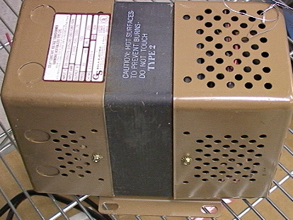 sola constant voltage transformer harmonic neutralized ebay