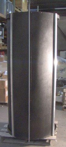 Eseco Speedmatic Revolving Darkroom Door 32x75 Quot Inside Ebay