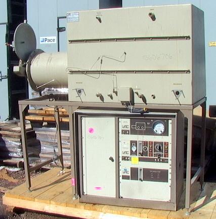 Vacuum Atmospheres Dlx 001 S G Dri Lab Glove Box Ante