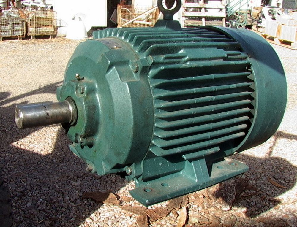 Details About 20 Hp Electric Motor